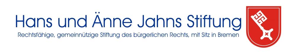 Hans and Änne Jahns Foundation, based in Bremen, supports socially disadvantaged schoolchildren with additional tutoring.